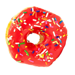 4. Cherry Sprinkle - 7 Best Donuts